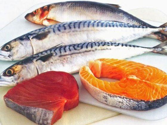 ہفتے میں دو بار مچھلی کھائیں، دل توانا رکھیں
