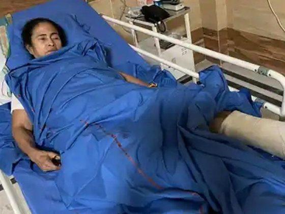 مغربی بنگال کی وزیراعلیٰ ممتا بینرجی قاتلانہ حملے میں شدید زخمی
