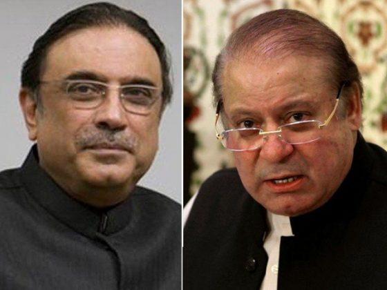میاں صاحب پلیز پاکستان تشریف لائیں، آصف زرداری کا مطالبہ