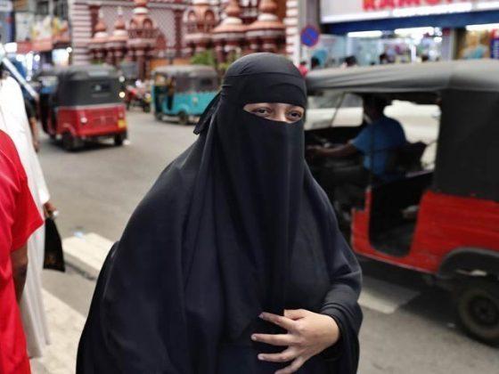 سری لنکن حکومت نے شدید تنقید کے بعد نقاب پر پابندی کی وضاحت کردی