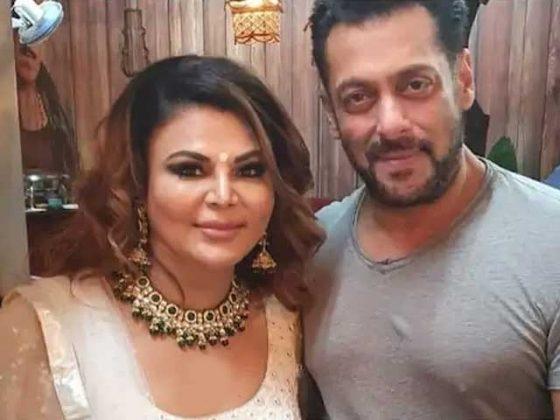 راکھی ساونت نے سلمان اور سہیل خان کو اپنا ''خدائی مددگار'' قرار دے دیا