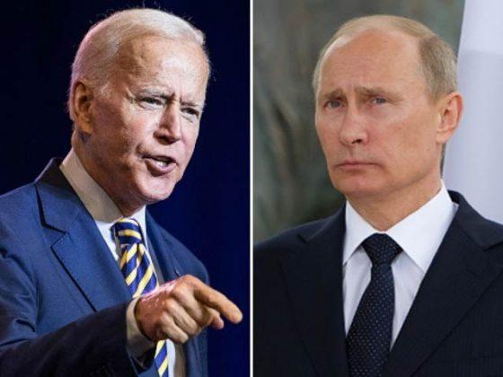 بائیڈن کی صدارتی انتخاب میں مداخلت پر روس کو نتائج بھگتنے کی دھمکی