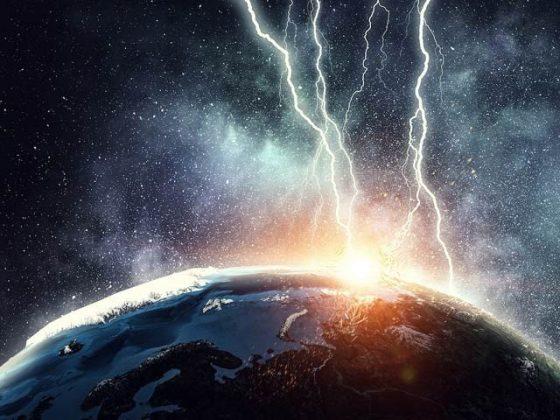 کڑکتی بجلی کی وجہ سے زمین پر زندگی کی ابتداء ہوئی... شاید!
