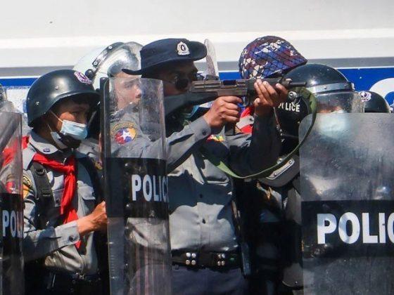 میانمار میں فوجی بغاوت کیخلاف احتجاج، پولیس فائرنگ سے مزید 9 مظاہرین ہلاک