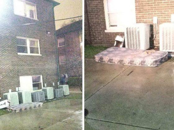 گھر میں آتشزدگی پر 8 سالہ بچی نے گدا نیچے پھینکا، پھر کود کر جان بچالی