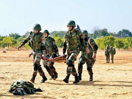 مقبوضہ کشمیر میں بھارتی فوجی کے ایک اور اہلکار نے خودکشی کرلی
