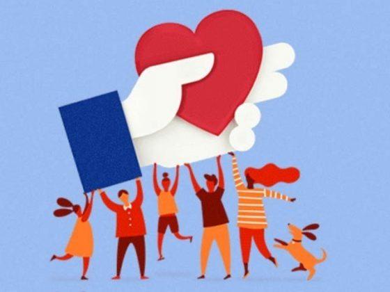 فیس بک پلیٹ فارم پر عطیہ کی گئی رقم پانچ ارب ڈالر تک جاپہنچی
