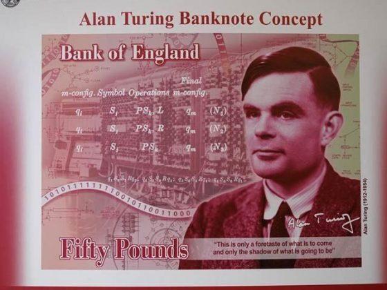 برطانیہ نے ریاضی داں ایلن ٹیورنگ پر یادگاری نوٹ جاری کردیا