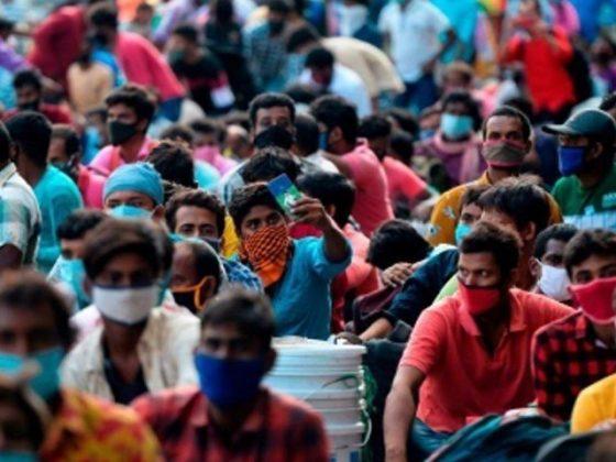بھارت میں کورونا صورت حال بد سے بدتر ہوگئی