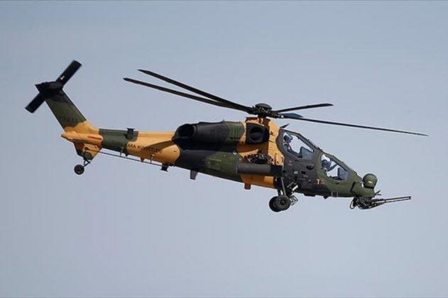 امریکا نے ترکی کو گن شپ ہیلی کاپٹرز کی پاکستان کو فراہمی سے روک دیا