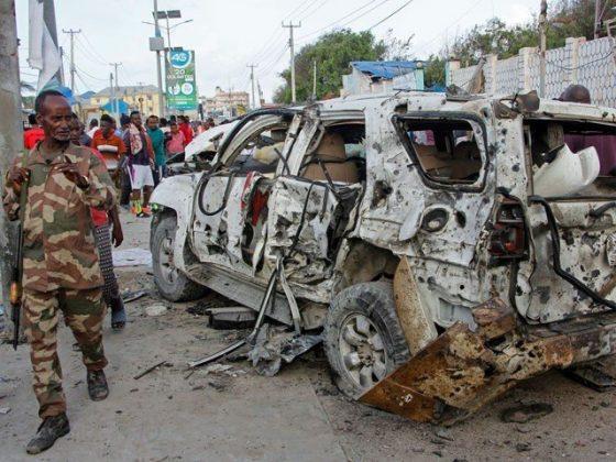 صومالیہ میں جنگجوؤں کے آرمی بیس اور فوجی قافلے پر حملے، 47 اہلکار ہلاک