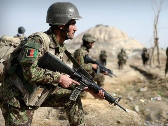 افغان صوبہ قندھار میں آپریشن کے دوران 37 طالبان ہلاک