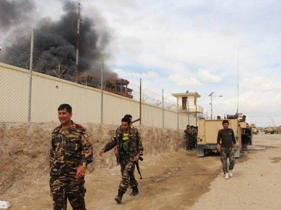 ننگرہارمیں طالبان کا چیک پوسٹ پر حملہ، 4 پولیس اہلکار ہلاک