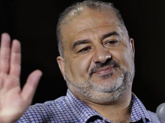 اسرائیل میں نئی حکومت کی تشکیل کیلیے اسلامی تنظیم کو کلیدی حیثیت حاصل