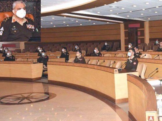 مسلح افواج کا کورونا سے نمٹنے کیلئے سول انتظامیہ کی بھرپور مدد جاری رکھنے کا عزم