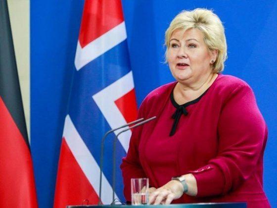 ناروے کی وزیراعظم پر کورونا ایس اوپیز کی خلاف ورزی پر بھاری جرمانہ