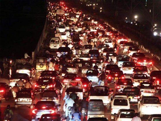 ٹی ایل پی کا ملک کے مختلف شہروں کی اہم شاہراہوں پردھرنا، بدترین ٹریفک جام