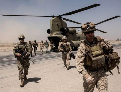 افغانستان میں گیارہ ستمبر سے فوجی انخلا شروع ہوجائے گا، امریکی صدر