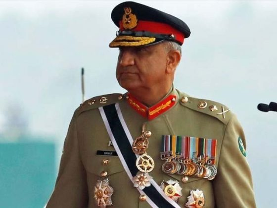 پاکستان افغان امن عمل کی ہمیشہ حمایت کرتا رہے گا، آرمی چیف