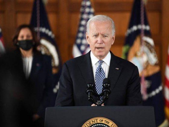 اب امریکا کی طویل جنگ کو ختم کرنے کا وقت ہے، جوبائیڈن