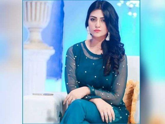 اداکارہ سارہ خان کی طبیعت خراب ہوگئی، اسپتال داخل