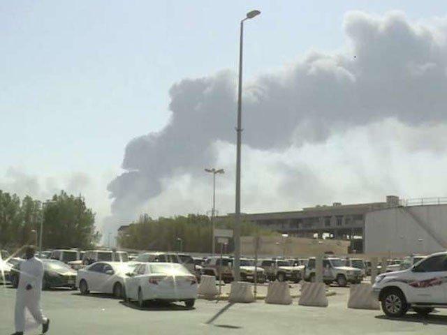 حوثی باغیوں کا سعودی عرب میں فضائی اڈے پر حملے کا دعویٰ