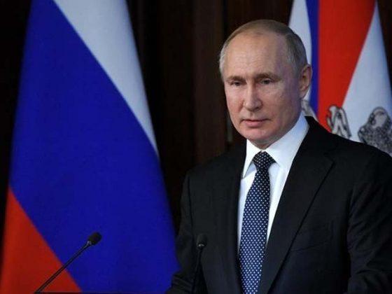 روسی صدرکی مغربی ممالک کو سخت تنبیہ