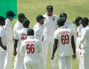 پاکستان اور زمبابوے کے مابین ٹیسٹ سیریز کا آغاز آج سے ہوگا