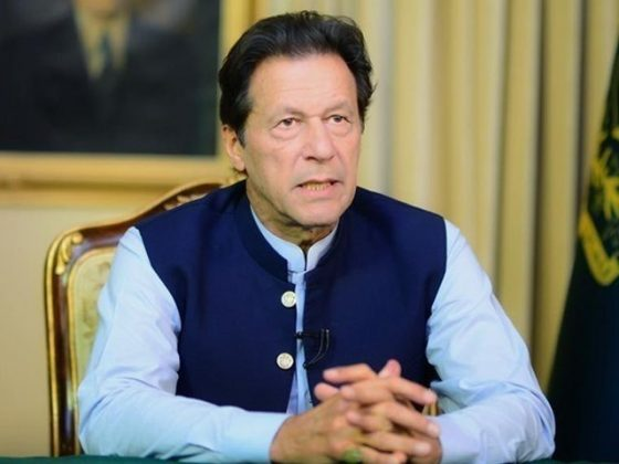 بشیر میمن کو فائز عیسیٰ کے خلاف کیس بنانے کے لیے کبھی نہیں کہا، عمران خان
