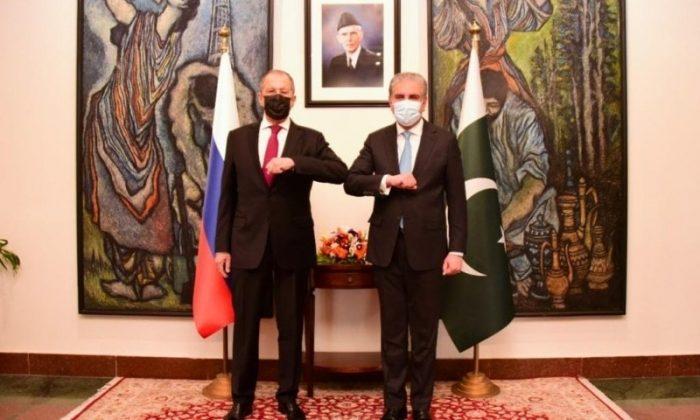 روسی وزیر خارجہ کی وزیراعظم، آرمی چیف و دیگر سے ملاقاتیں، باہمی تعلقات پر تبادلہ خیال