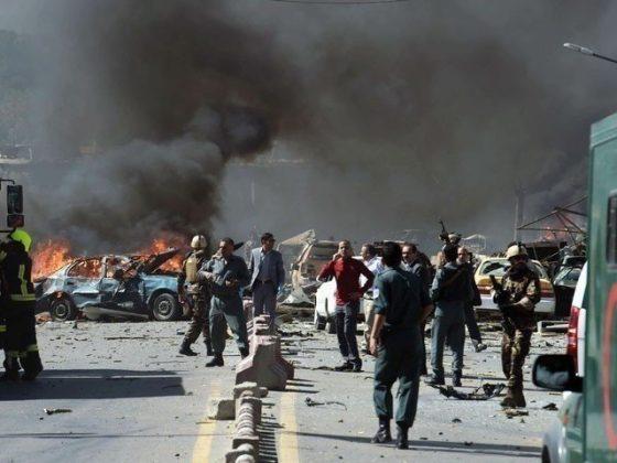افغانستان میں خود کش بم دھماکے میں 30 طلبا ہلاک، 60 زخمی