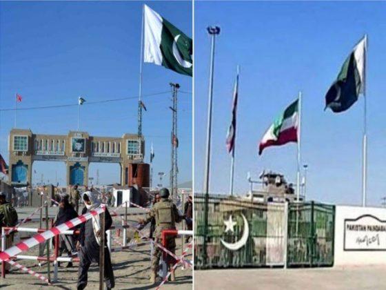 پاکستان کا ایران اور افغانستان سے متصل سرحدیں بند کرنے کا فیصلہ