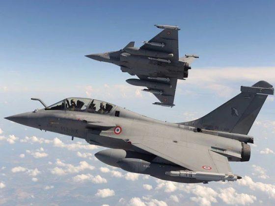 مصر کا فرانس سے 4.5 ارب ڈالر میں 30 رافیل طیارے خریدنے کا معاہدہ