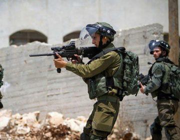 اسرائیلی فوجی اڈے کے نزدیک 2 فلسطینی نوجوان شہید، ایک زخمی