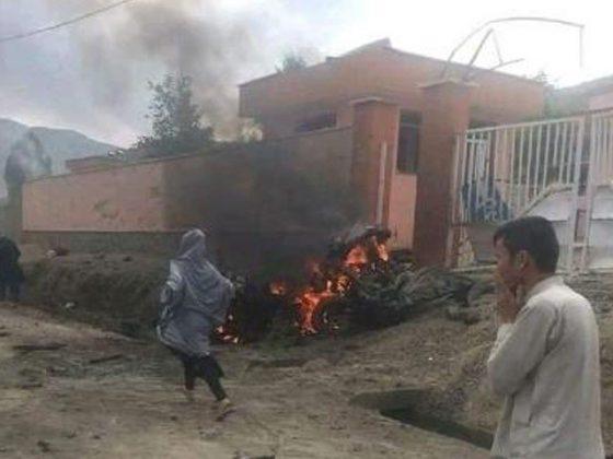 افغانستان ؛ اسکول پر راکٹ حملے میں 25 طالبات سمیت 40 افراد جاں بحق