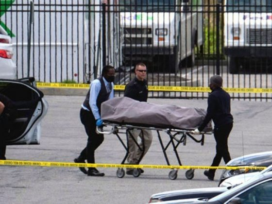 امریکا میں مسلح شخص کی فائرنگ سے 4 افراد ہلاک