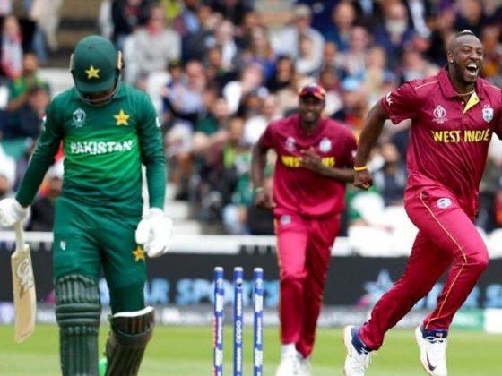 پاکستان کرکٹ ٹیم کے دورہ ویسٹ انڈیز کا شیڈول جاری