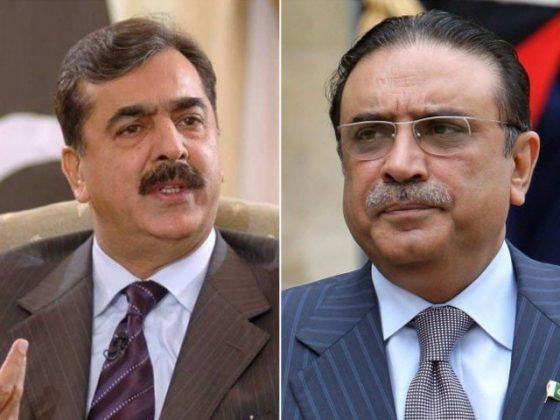 آصف زرداری اور یوسف گیلانی کے خلاف ریفرنسز میں 23 ارب 85 کروڑ روپے وصول