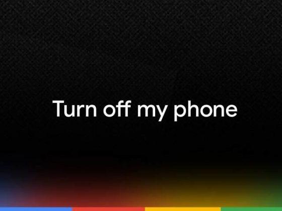 اب 'بند ہوجا فون' کہنے سے فون بند ہوجائے گا