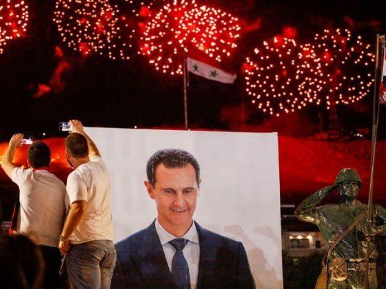 شام میں بشارالاسد چوتھی بار ملک کے صدر منتخب
