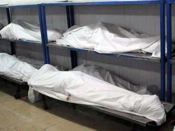 مظفرآباد میں مسافر وین خوفناک حادثے کا شکار، 3 بچوں سمیت 9 افراد جاں بحق