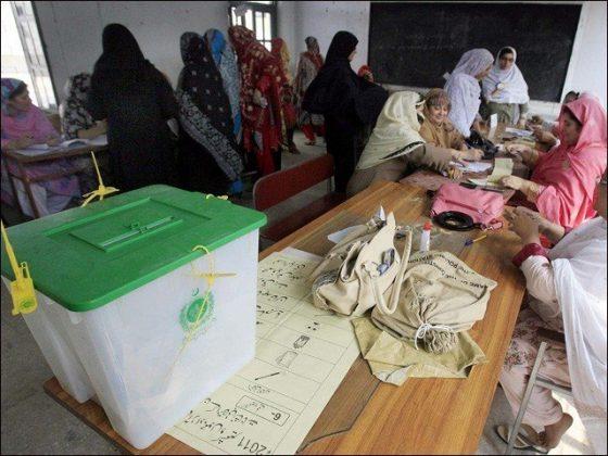 این سی او سی کی آزاد کشمیر کے انتخابات دو ماہ کیلیے ملتوی کرنے کی تجویز