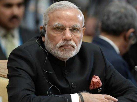 مودی سرکار نے بھارتی معیشت کا پہیہ بٹھا دیا