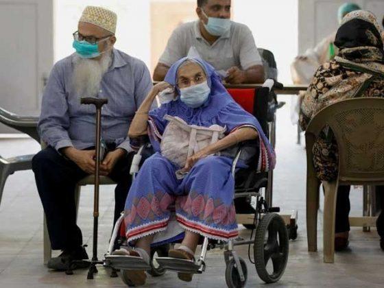 کورونا وبا؛ مزید 80 افراد جاں بحق، 1800 سے زائد مثبت کیسز رپورٹ