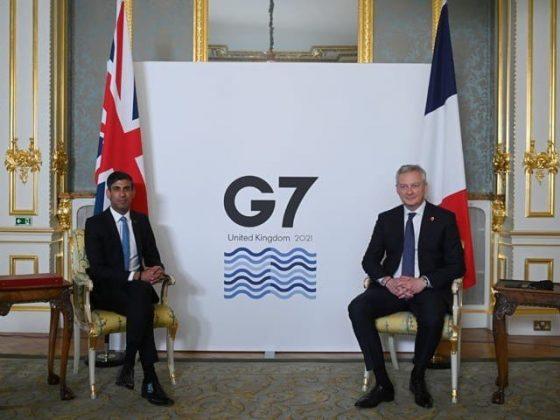 جی-7 اجلاس میں ایمازون اور فیس بک سمیت ملٹی نیشنل کمپنیوں پر ٹیکس لگانے کا فیصلہ