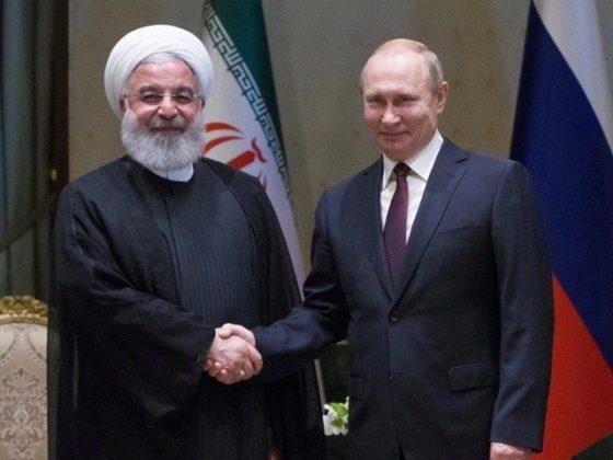 روس ایران کو جدید سیٹیلائٹ سسٹم دینے کی تیاری کررہا ہے، امریکی اخبار