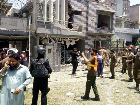 لاہور کے علاقے جوہر ٹاؤن میں دھماکے سے 3 افراد جاں بحق، متعدد زخمی