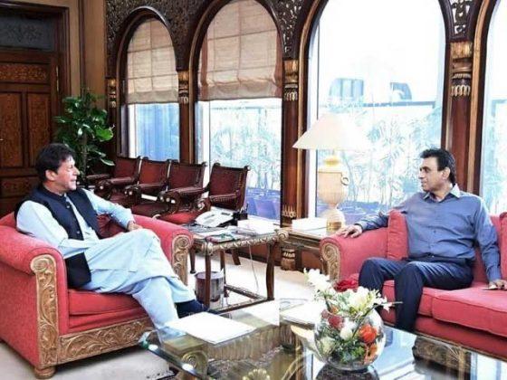 کراچی کے مسائل حل کرنے کے لیے اقدامات کر رہے ہیں، وزیراعظم