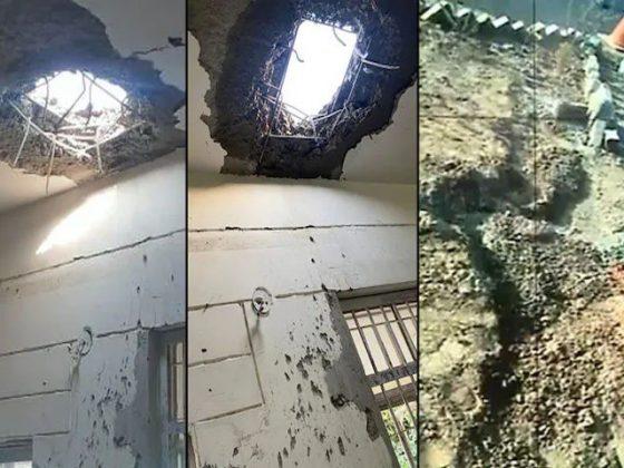 مقبوضہ کشمیر میں بھارتی فضائیہ کا اسٹیشن بم دھماکوں سے گونج اُٹھا