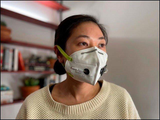 کورونا وائرس کا سراغ لگانے والا ماسک تیار